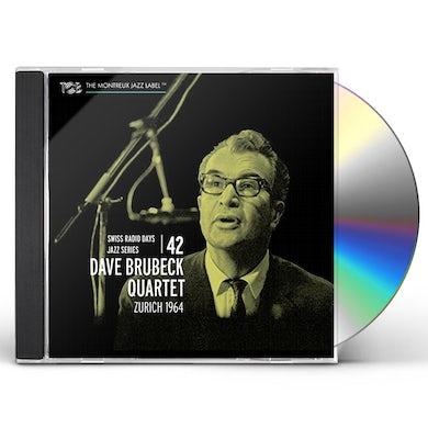Dave Brubeck SWISS RADIO DAYS: ZURICH 1964 VOL. 42 CD