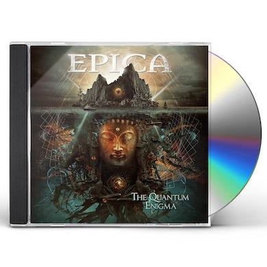 Epica Quantum Enigma CD