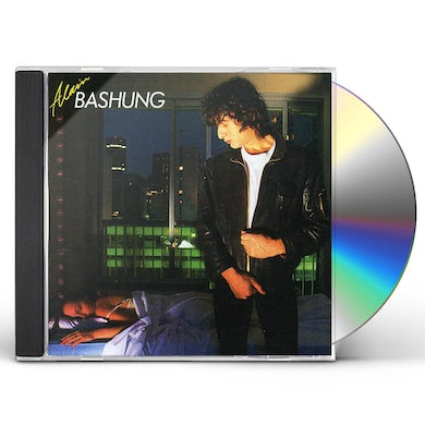 Alain Bashung ROULETTE RUSSE CD