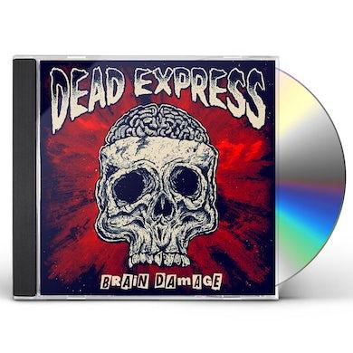 Dead Express BRAIN DAMAGE CD