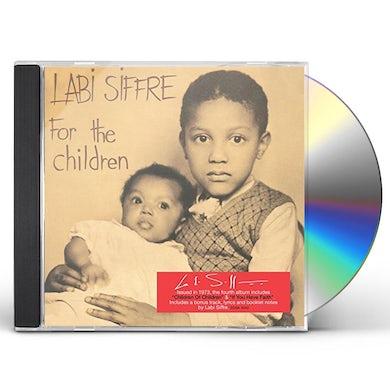 Labi Siffre FOR THE CHILDREN CD