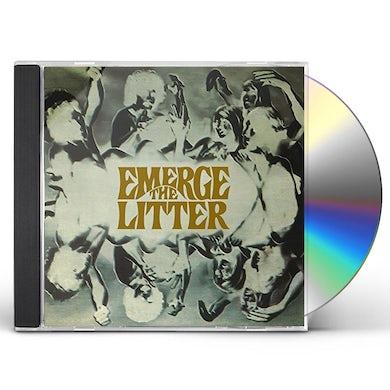 The Litter EMERGE CD