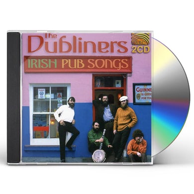 Dubliners IRISH PUB SONGS CD
