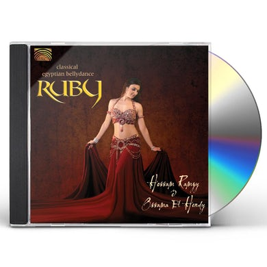 HOSSAM RAMZY RUBY CD