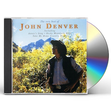 John Denver VERY BEST OF CD