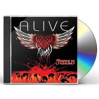 Staynlis ALIVE CD