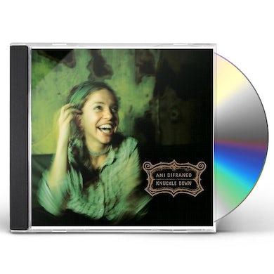 Ani Difranco KNUCKLEDOWN CD