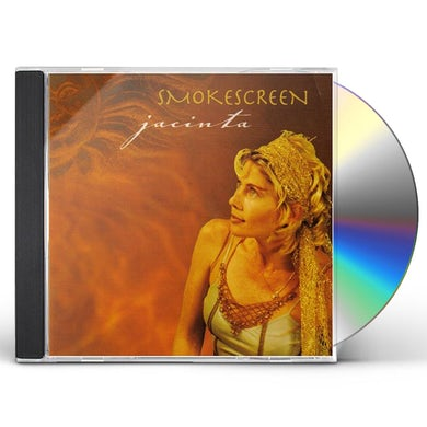 Jacinta SMOKESCREEN CD