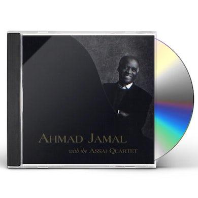 AHMAD JAMAL WITH ASSAI QUARTET CD