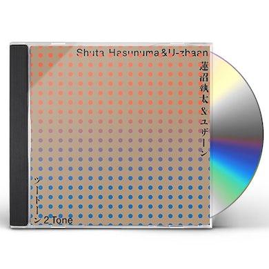 Shuta Hasunuma & U-Zhaan 2 TONE CD