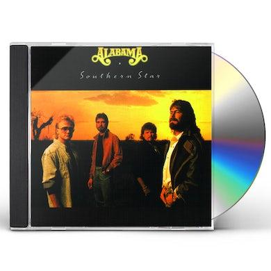 Alabama SOUTHERN STAR CD