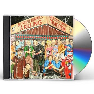 Murder Junkies KILLING TRADITION CD