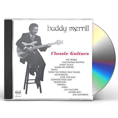 Buddy Merrill CLASSIC GUITARS CD