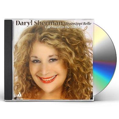 Daryl Sherman MISSISSIPPI BELLE CD