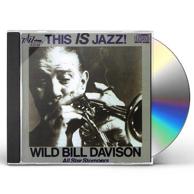 Wild Bill Davison THIS IS JAZZ CD