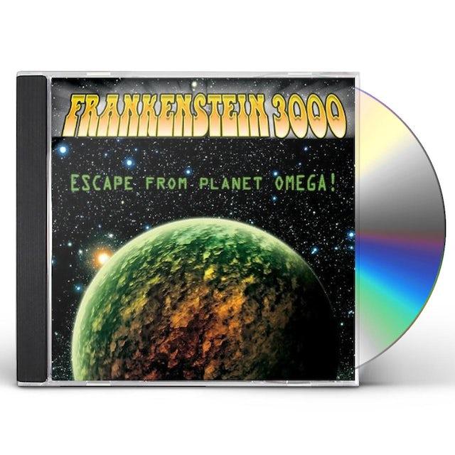Frankenstein 3000 ESCAPE FROM PLANET OMEGA! CD