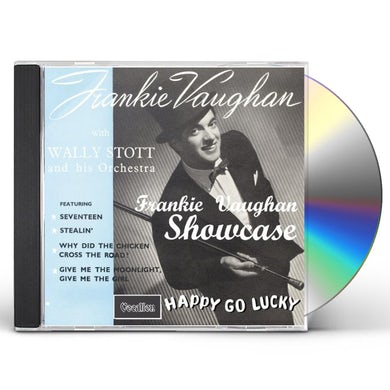 Frankie Vaughan HAPPY GO LUCKY/F.V.SHOWCASE CD