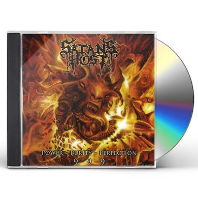 Satan'S Host POWER PURITY PERFECTION CD