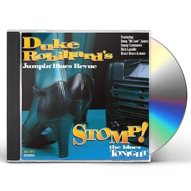 STOMP THE BLUES TONIGHT CD
