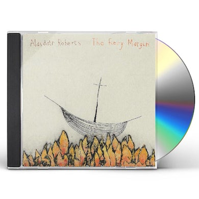 Alasdair Roberts FIERY MARGIN CD