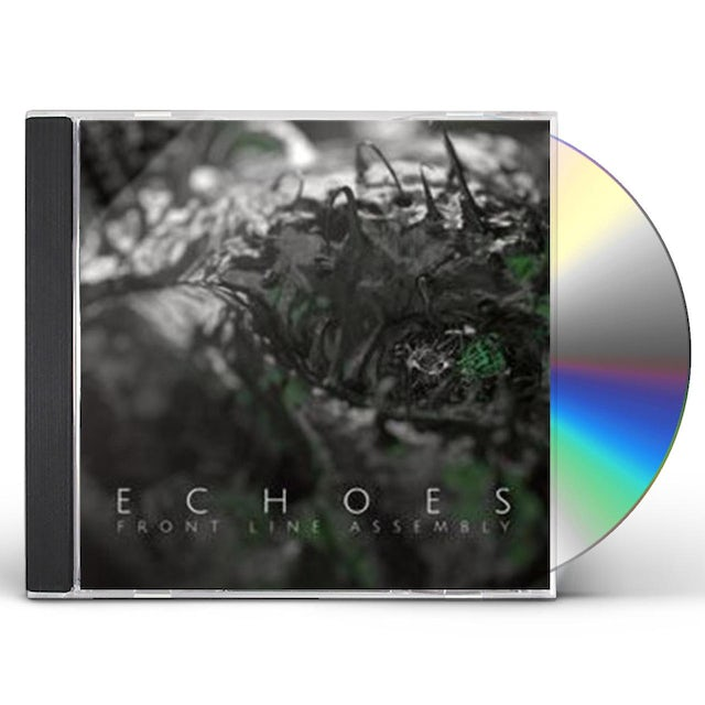 Front Line Assembly ECHOES CD