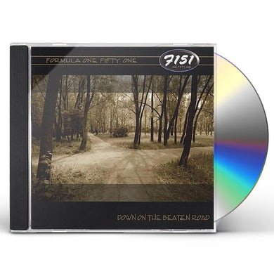 Formula 151 DOWN ON THE BEATEN ROAD CD