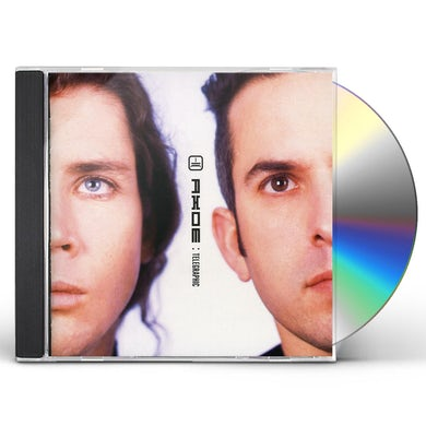 Axoe TELEGRAPHIC CD
