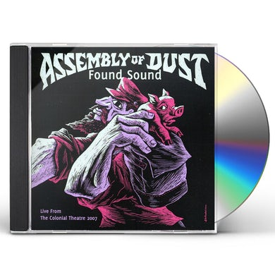 Assembly Of Dust FOUND SOUND CD