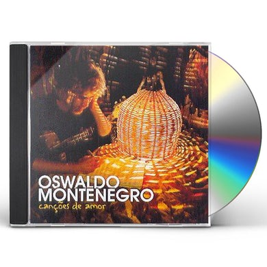 Oswaldo Montenegro CANCOES DE AMOR CD
