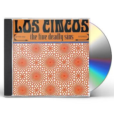 FIVE DEADLY SINS CD