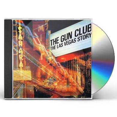 The Gun Club LAS VEGAS STORY CD