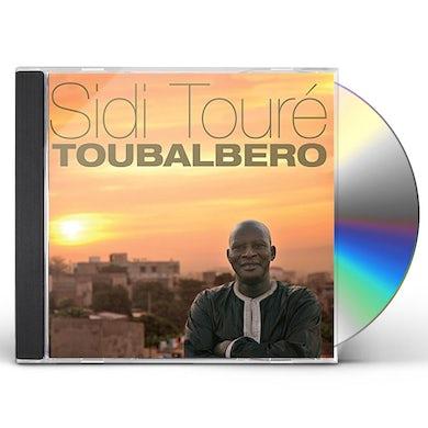Sidi Toure TOUBALBERO CD