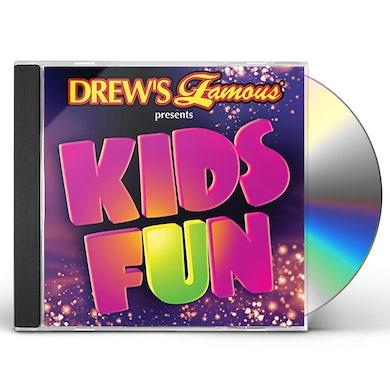 Drew's Famous KIDS FUN CD