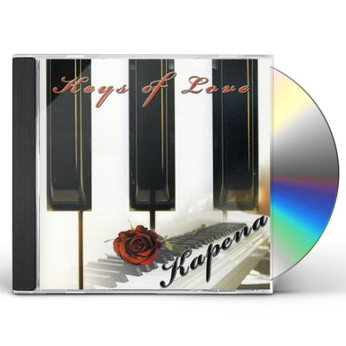 KEYS OF LOVE CD