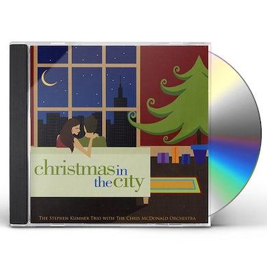Stephen Kummer CHRISTMAS IN THE CITY CD
