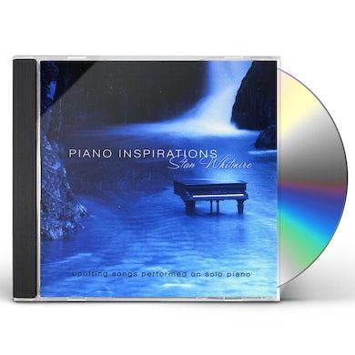 Stan Whitmire PIANO INSPIRATIONS CD