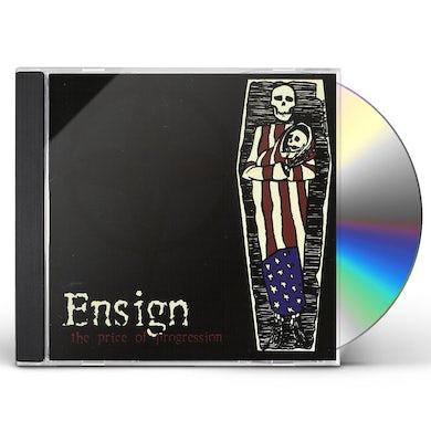 Ensign PRICE OF PROGRESSION CD