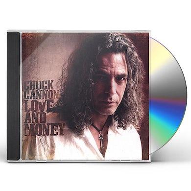 Chuck Cannon LOVE & MONEY CD