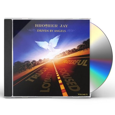 Brother Jay DRIVEN BY ANGELS CD