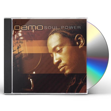 Demo SOUL POWER CD