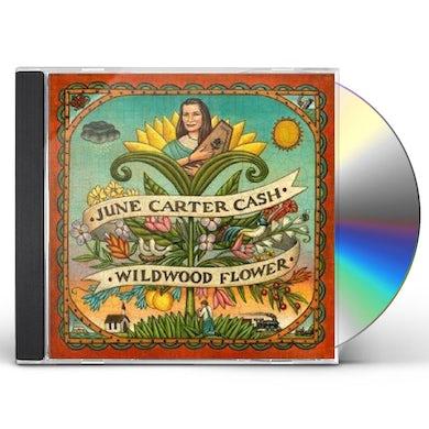 June Carter Cash WILDWOOD FLOWER CD
