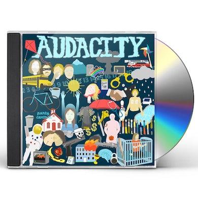 Audacity HYPER VESSELS CD