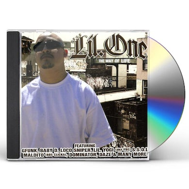 Lil One WAY OF LIFE CD