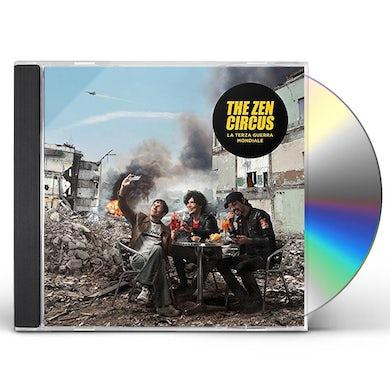 Zen Circus LA TERZA GUERRA MONDIALE CD