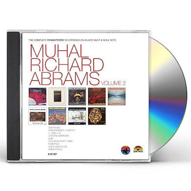 Muhal Richard Abrams COMP REMASTERED 2 CD