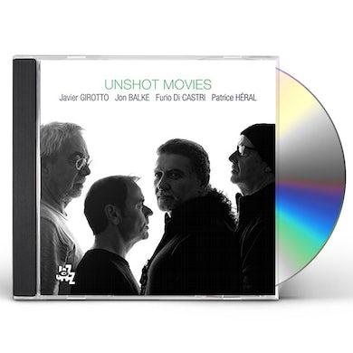 Javier Girotto UNSHOT MOVIES W/ JON BALKE CD