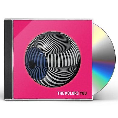 Kolors YOU CD