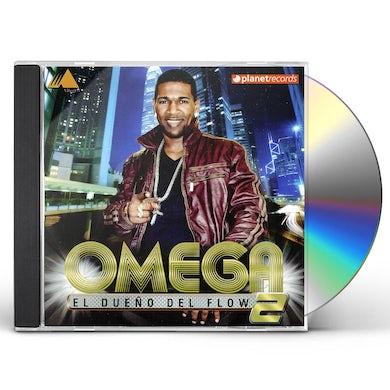 OMEGA DUENO DEL FLOW 2 CD