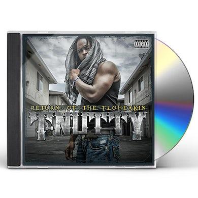 T-Nutty RETURN OF THE FLOHEAKIN CD
