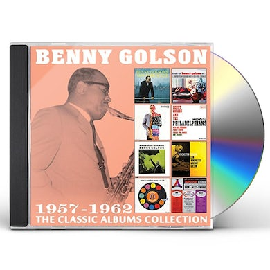 Benny Golson CLASSIC ALBUMS COLLECTION: 1957-1962 CD